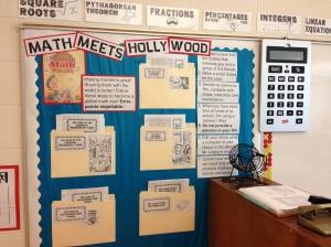 Math Meets Hollywood